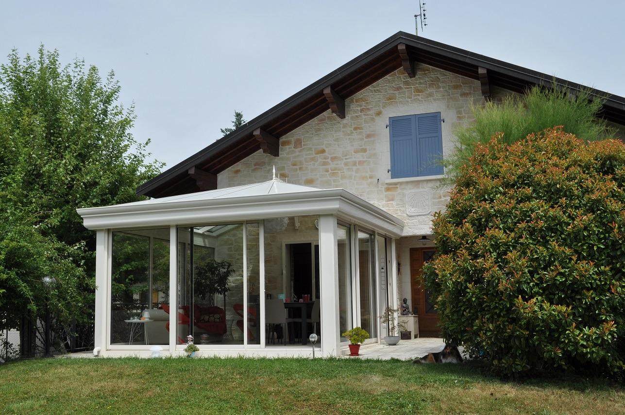 Veranda aluminium Haute Savoie   Fabricant de veranda design a Annecy   Verandas alu Annecy ...